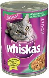 Konzerva pro kočky Whiskas