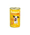 Konzerva pro psy Bellosan