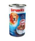 Konzerva pro psy Brunos