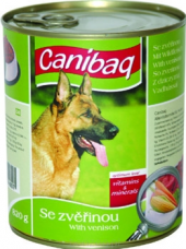 Konzerva pro psy Canibaq