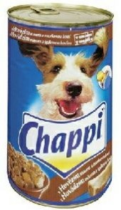 Konzerva pro psy Chappi