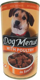 Konzerva pro psy Dog Menu
