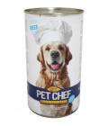 Konzerva pro psy Pet Chef