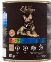 Konzerva pro psy Pet Specialist Premium