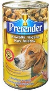 Konzerva pro psy Pretender