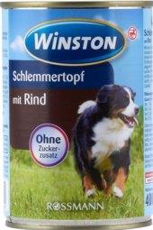 Konzerva pro psy Winston