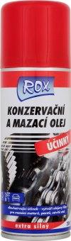 Konzervační a mazací olej Rox