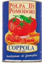 Konzervovaná rajčata Coppola