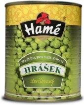 Zelenina konzervovaná Hamé