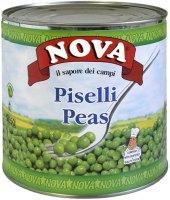 Zelenina konzervovaná Nova