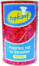 Zelenina konzervovaná Topkauf