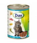 Konzerva pro kočky Dax