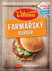 Koření Farmářský burger Vitana