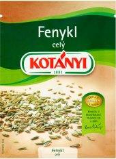 Koření Fenykl celý Kotányi