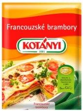 Koření Francouzské brambory Kotányi