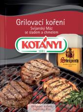 Koření Grilovací koření Svijanský Máz Kotányi