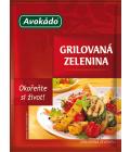 Koření Grilovaná zelenina Avokádo