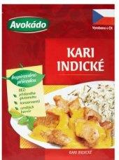 Koření Kari indické Avokádo