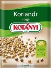 Koření Koriandr mletý Kotányi