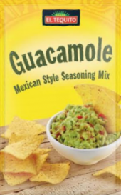 Koření mexické kuchyně El Tequito