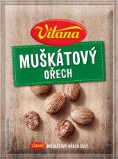 Koření Muškátový ořech celý Vitana