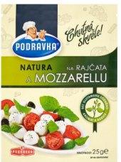 Koření Na rajčata a mozzarellu Natura Podravka