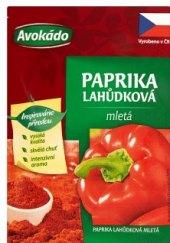 Koření Paprika lahůdková Avokádo