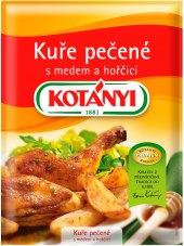 Koření Pečené kuře s medem a hořčicí Kotányi