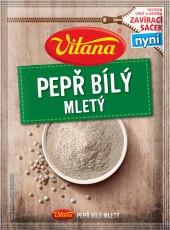 Koření Pepř bílý mletý Vitana