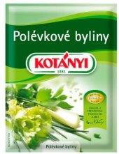 Koření Polévkové byliny Kotányi