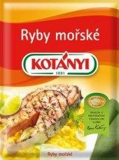 Koření Ryby mořské Kotányi