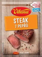Koření Steak 7 pepřů Vitana