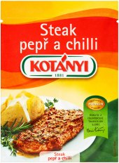 Koření Steak a chilli Kotányi