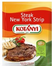 Koření Steak New York Strip Kotányi