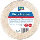 Korpus na pizzu mražený Aro