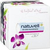 Kapesníčky papírové Natuvell - box