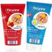 Kosmetika na ošetření nohou Elcurina