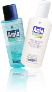 Kosmetika pleťová čistící Amia