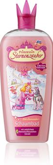 Koupel dětská Prinzessin Sternenzauber