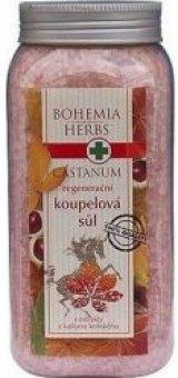Sůl do koupele Bohemia Herbs