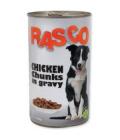 Kousky ve šťávě pro psy Rasco
