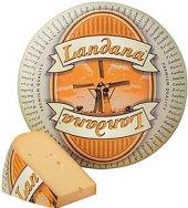 Sýr Gouda kozí s koriandrem a pískavicí Landana