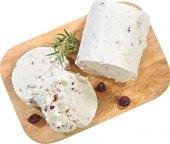 Kozí měkký sýr s brusinkami Rondin Jacquin