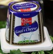 Sýr kozí Chêne d'argent