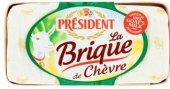 Sýr kozí La Brique de Chévre Président
