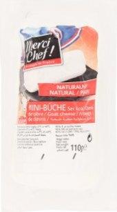 Sýr kozí mini Büche Merci chef