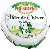 Sýr kozí  Palet de chévre Président