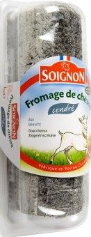 Sýr kozí s popelem 50% Soignon