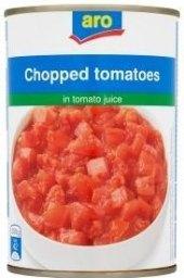 Krájená rajčata Aro