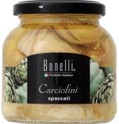 Artyčoky v oleji Bonelli